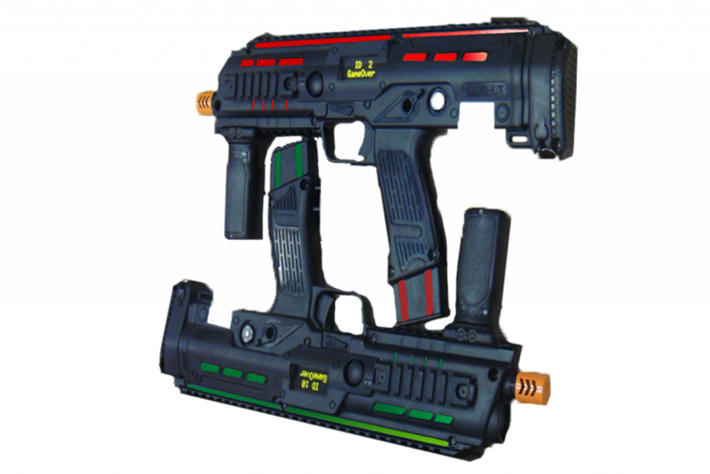 Corporate Teambuilding Laser Tag